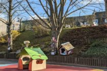 Magnanville : le printemps des poètes fêté à la maternelle des Tilleuls