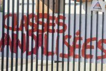 Mantes-la-Ville : des individus dégradent l'école des Merisiers