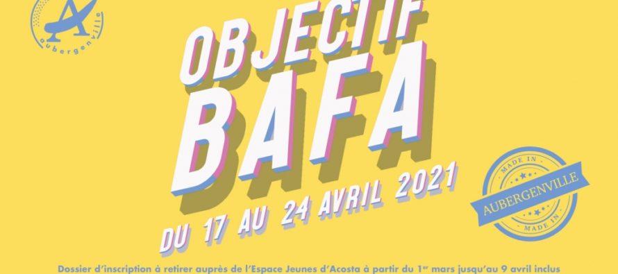 BAFA à Aubergenville : passez votre Formation Générale du 17 au 24 avril 2021