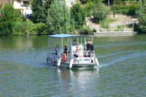 Aubergenville – Juziers : reprise des balades en bateau le 17 avril