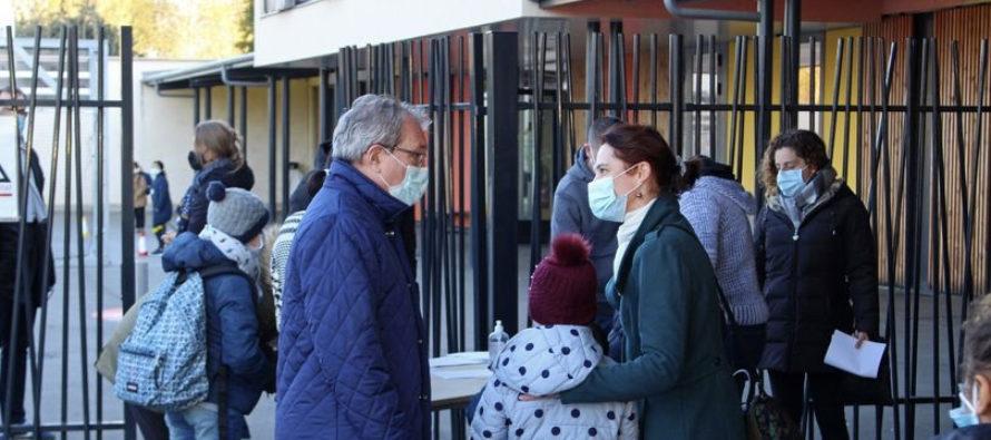 Covid-19 à Limay : 50 enfants de personnel prioritaire accueillis à l'école Maurice Quettier