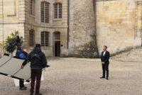Émission Secrets d'Histoire : un tournage au Château de La Roche-Guyon