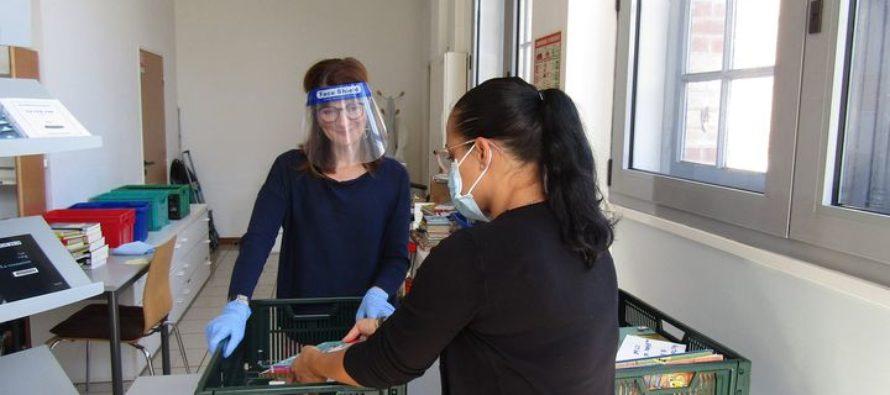 Rosny-sur-Seine : la médiathèque a mis en place un drive