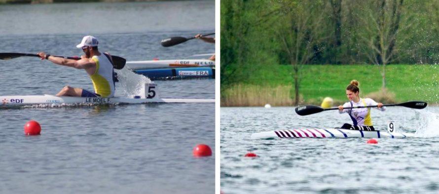 Canoë-Kayak: Le Moel et Lefoulon aux sélections olympiques à Vaires-sur-Marne les 1er et 2 mai