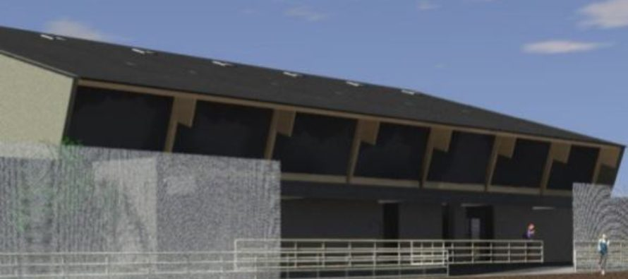 Aubergenville : le complexe Alain Mimoun va être rénové, opération à 1,7 M€