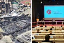 Mantes-la-Ville : une aide de 5,6 millions du département pour la reconstruction du gymnase Aimé Bergeal