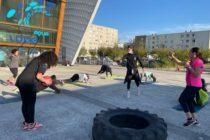 Mantes-la-Jolie : Frag Fit, la salle de sport à ciel ouvert
