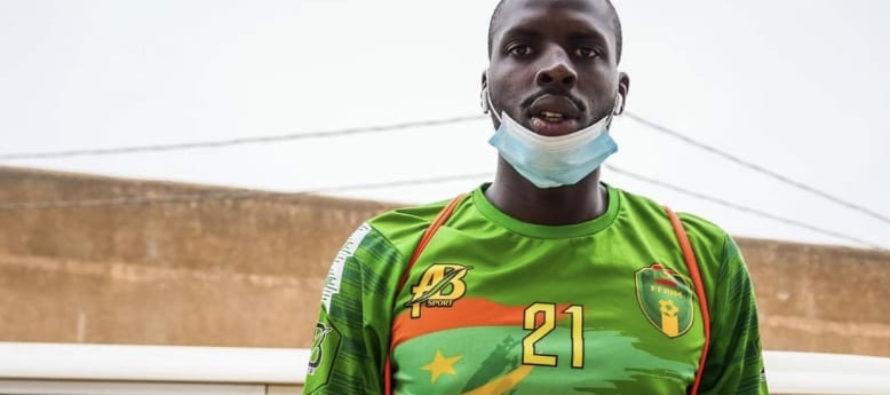 Foot – CAN 2022 : le Mantevillois Diadié Diarra qualifié avec la Mauritanie