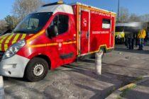Accident à Mantes-la-Jolie : un homme en motocross grièvement blessé