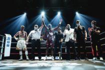 Boxe – Les Mureaux : Christ Esabe conserve son titre de champion de Franceavec un K.-O.