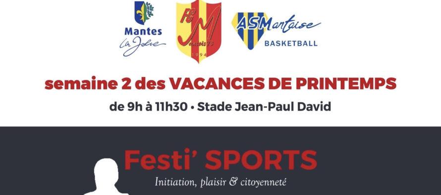 Festi'Sports : le FC Mantois et l'ASM s'associent pour aider le Secours Catholique