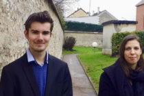Élections Départementales 2021 : le binôme Halberstadt-Roman candidat dans le canton de Limay
