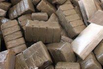 Guerville : 191 kilos de cannabis saisis dans un entrepôt, quatre hommes arrêtés