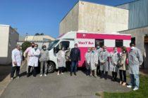 Yvelines : le VaccY Bus poursuit sa tournée en campagne pour la deuxième injection des plus de 75 ans