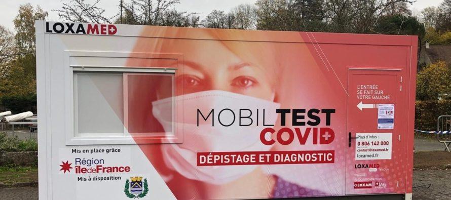 Covid-19 à Rosny-sur-Seine : un cabinet de dépistage mobile du 24 avril au 12 juillet