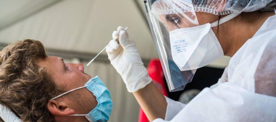 Covid-19 à Issou : des tests PCR gratuits les 8 et 9 avril au complexe Colette Besson