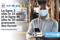 Transports – Bus : une nouvelle offre dans les secteurs du Mantois et de Poissy/Les Mureaux.