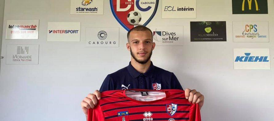 Foot – National 3 : passé par Auxerre, Samy Baltham signe à Dives-Cabourg