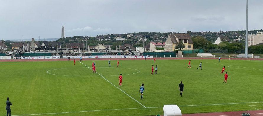 Foot – U17 NAT – 1e J : Mantes s'impose à domicile contre Tours