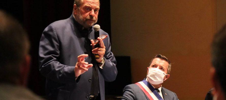 Yvelines : Éric Dupond-Moretti à Versailles et Poissy pour l'ouverture de la plateforme TIG 360°