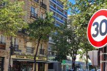 Routes – Paris : la vitesse limitée à 30km/h dès le 30 août hormis le périphérique