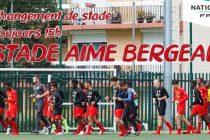Foot – U17 NAT – 1e J : Mantes reçoit Tours dimanche au stade Aimé Bergeal