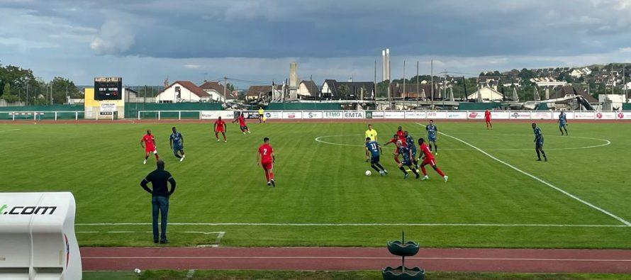 Foot – N3 – 1e J : Mantes débute par une défaite contre le Blanc-Mesnil