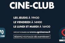 CGR Mantes : un ciné club avec Nomadland, Anette, Benedetta et Titane