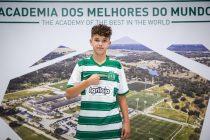 Freneuse : Flávio Ferreira Gonçalves signe «aspirant» au Sporting Portugal
