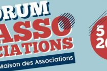 Aubergenville : forum des associations dimanche 5 septembre de 10h à 17h