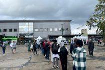 Mantes-la-Jolie : vaccination Covid-19 devant la mairie du Val Fourré le 1er octobre