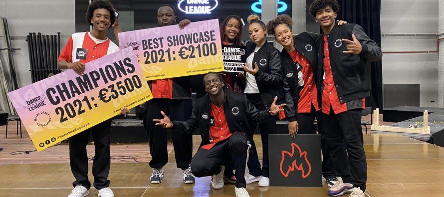 Danse à Mantes-la-Jolie : Team Fire vainqueur du championnat européen à Rotterdam (Pays-Bas)