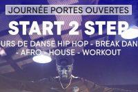 Danse à Mantes – Start 2 Step : journée portes ouvertes à l'Espace Brassens les 14, 15 et 17 septembre