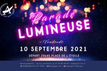 Aubergenville : la traditionnelle parade lumineuse programmée le 10 septembre