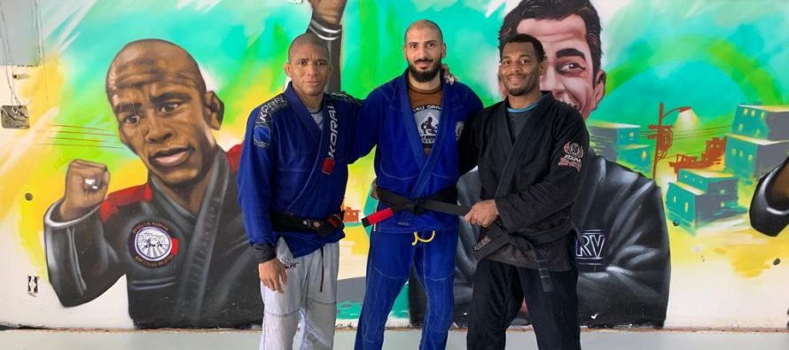 Jiu-Jitsu Brésilien : un Mantais honoré à Rio