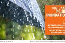 Alerte Météo : les Yvelines en vigilance orange pluie-inondation