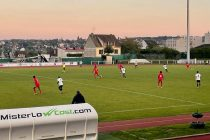Foot – N3 – 5e J : le FC Mantois giflé par le Racing Colombes 92 (6-2)