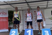 ASM Athlétisme : Mohamed Merroune en or aux Championnats de France Master