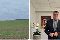Prison à Magnanville en 2027 : la réaction du maire DVG Michel Lebouc