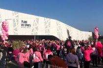 Buchelay : 1 000 personnes marchent en rose pour aider les victimes du cancer du sein