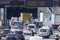 A13 Boulogne : le tunnel Ambroise Paré fermé dans les deux sens après un vol de câbles