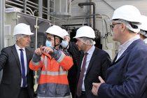 GPSEO – Buchelay : l'usine de décarbonatation inaugurée
