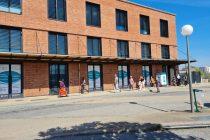 Gare de Mantes : ouverture d'un centre ophtalmologique côté Mantes-la-Ville