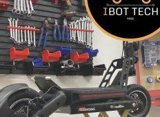 IBOT TECH à Mantes : le 1er magasin de E-mobility du 78 déménage rue Porte aux Saints